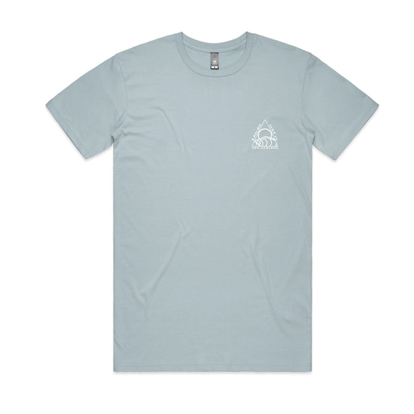 Raglan Surf Co Tri Embroidered T-shirt