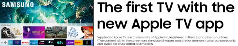 Samsung Apple TV App 2019 - SpatialOnline