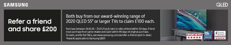 Samsung Refer a Friend - SpatialOnline