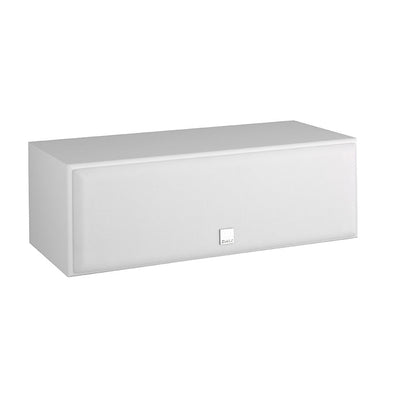 Dali Spektor Vokal centre speaker in white with grille on