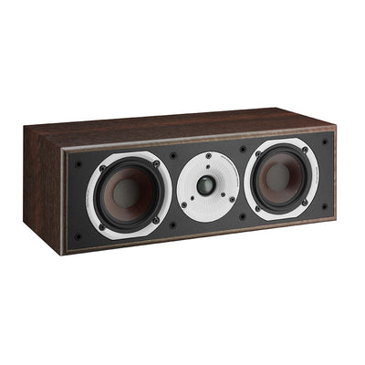 Dali Spektor Vokal centre speaker in walnut with grille off