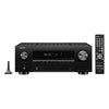 Denon AVC-X3700H 9.2ch 8K AV Receiver with remote control