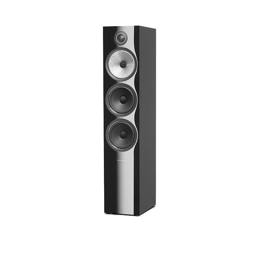 Bowers & Wilkins 703 S2 Floorstanding Speakers Gloss Black