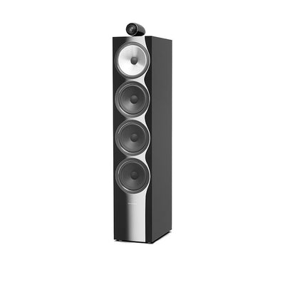 Bowers & Wilkins 702 S2 Floorstanding Speakers Black Gloss