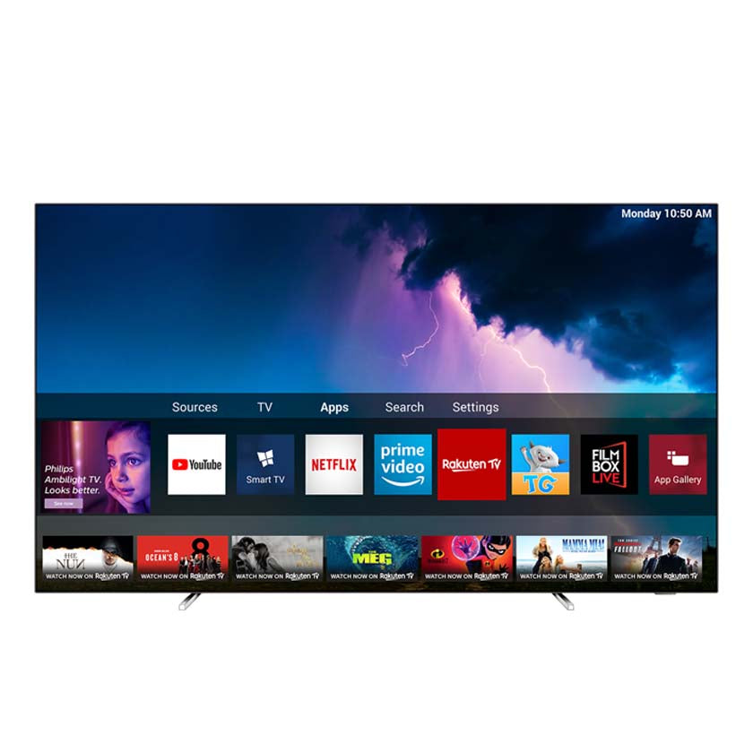 "Philips 55OLED754 55"" Ambilight 4K OLED TV"