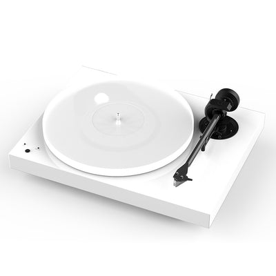 Pro-Ject X1 Turntable white
