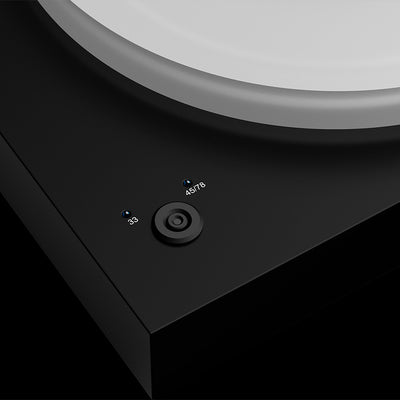 Pro-Ject X2 Turntable speed control