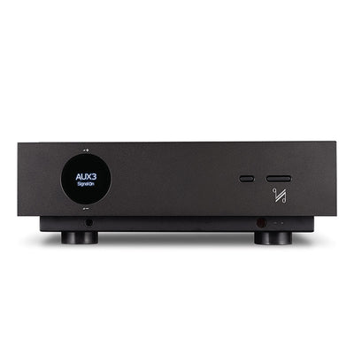 Quad Artera Pre Analogue Preamplifier in black