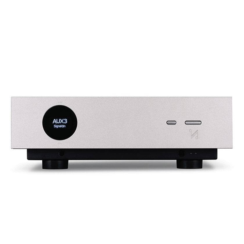 Quad Artera Pre Analogue Preamplifier in silver