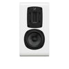 Quad S-2 Ribbon Bookshelf Speaker in gloss white