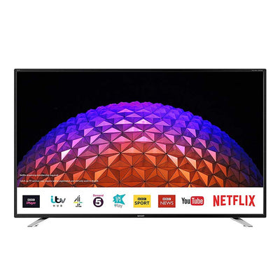 Sharp 40BG4K 1080P Full HD Smart LED TV