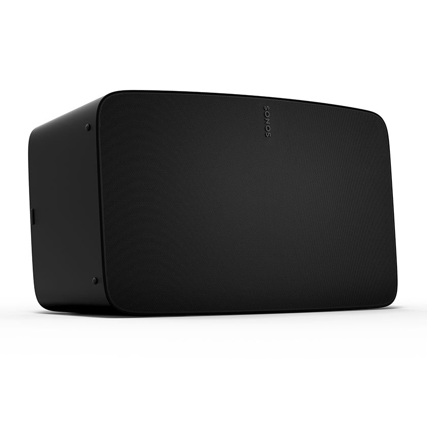SONOS FIVE Wireless Multiroom Speaker in Black