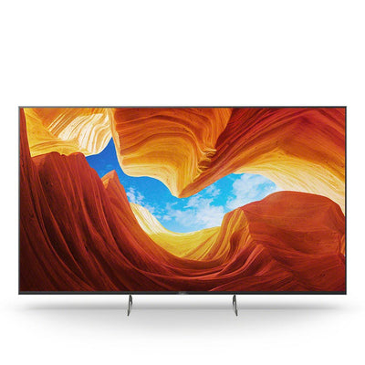Sony KD75XH9096BU 75 inch 2020 4K TV narrow stand