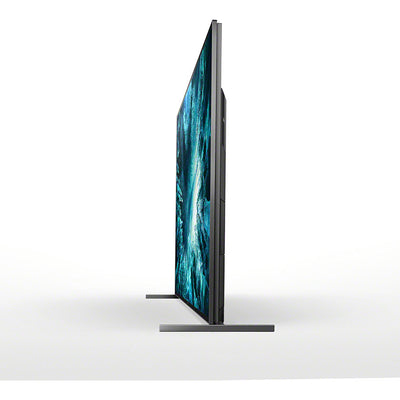 Sony KD75ZH8 Full Array LED 8K HDR TV Side View