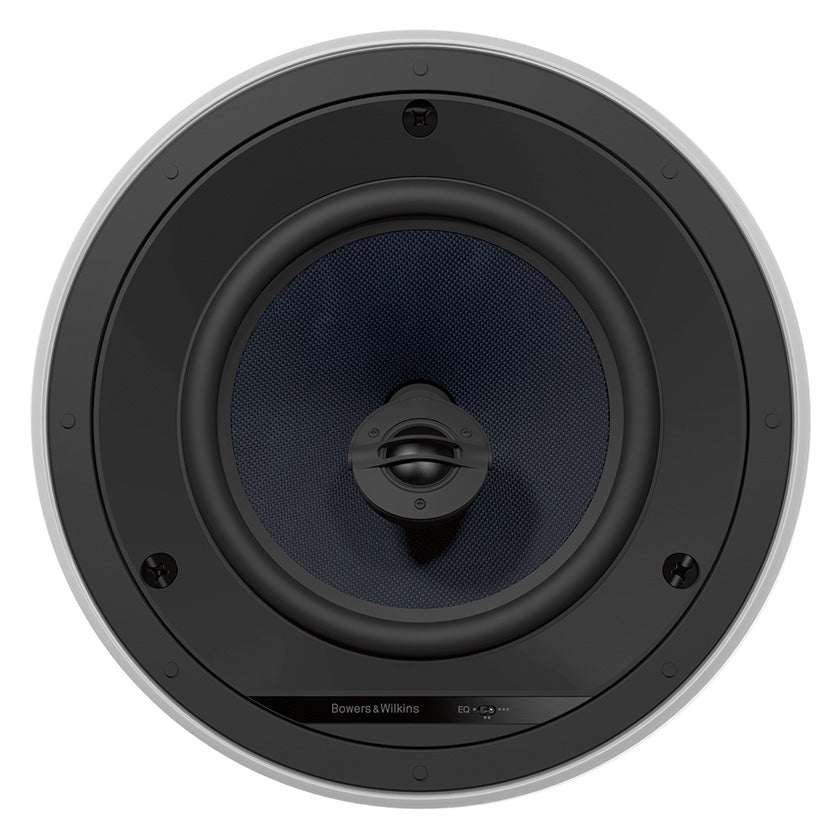 "Bowers & Wilkins CCM682 8"" in ceiling speakers (Pair)"