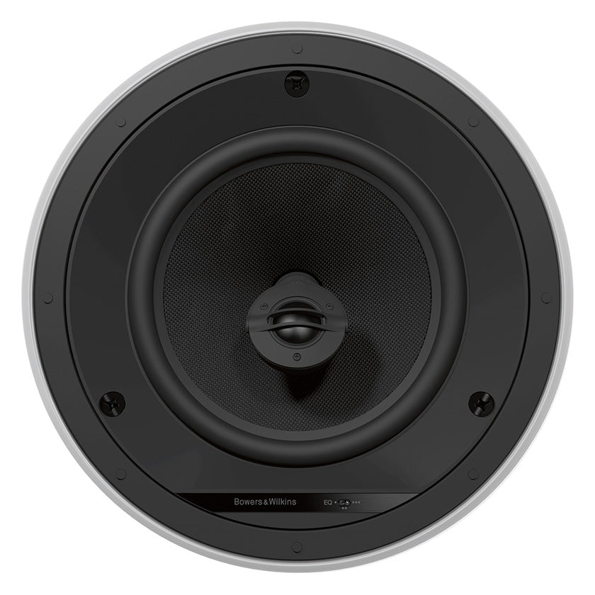 "Bowers & Wilkins CCM684 8"" in ceiling speakers (Pair)"