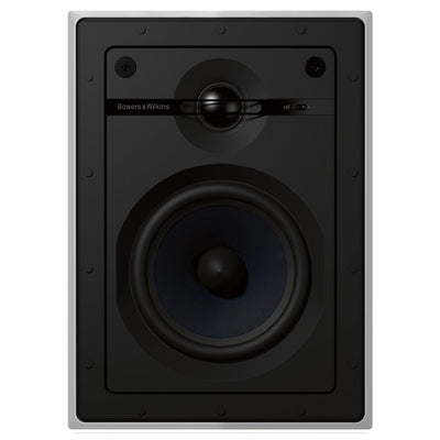 SpatialOnline Bowers & Wilkins CWM652 In Wall Speakers
