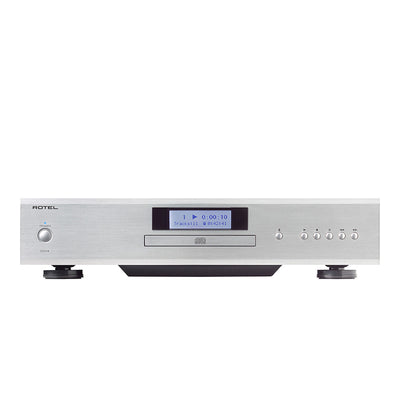 SpatialOnline-Rotel-CD14-CD-Player-Silver