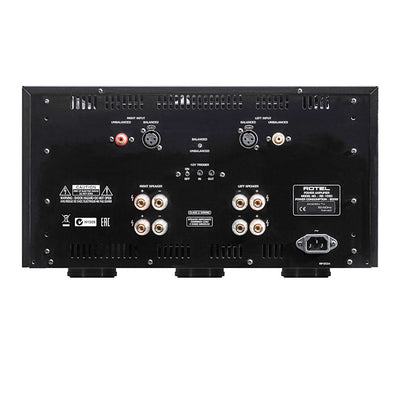 SpatialOnline-Rotel-RB1590-Power-Amplifier-Rear