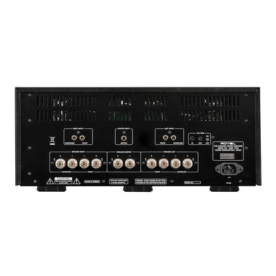 SpatialOnline Rotel RMB1555 5 Channel Power Amplifier Rear