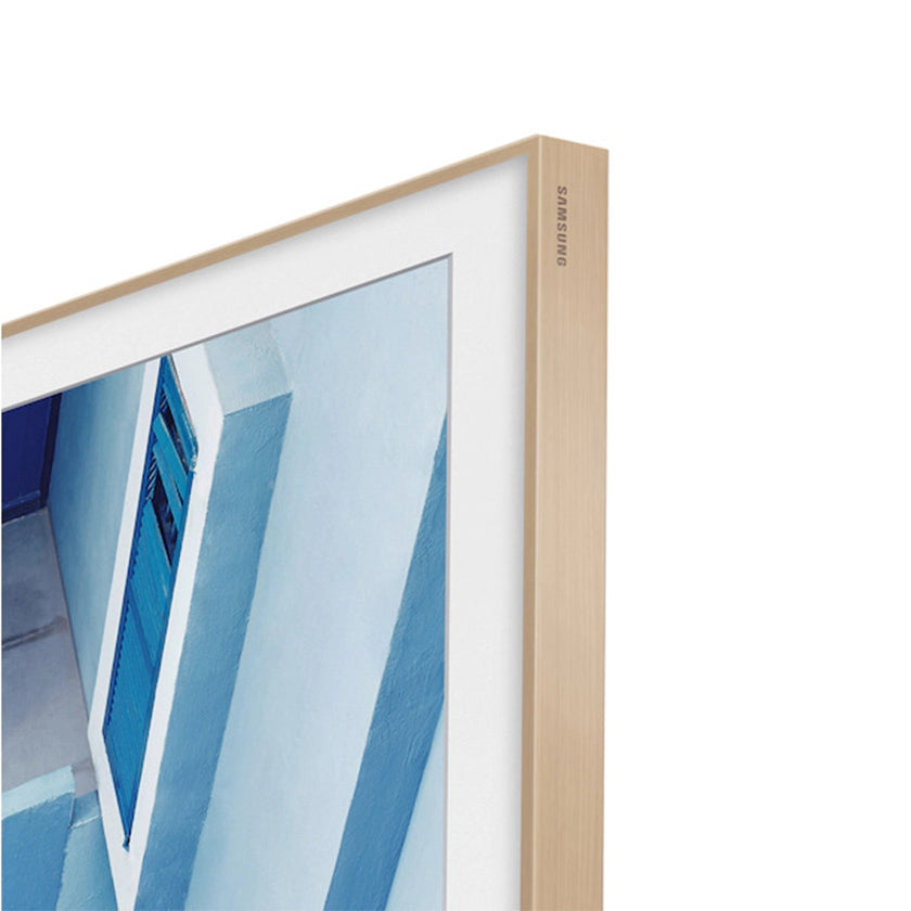 "Samsung 2020 Frame 75"" Customizable Bezel - Beige (VG-SCFT75BE/XC)"