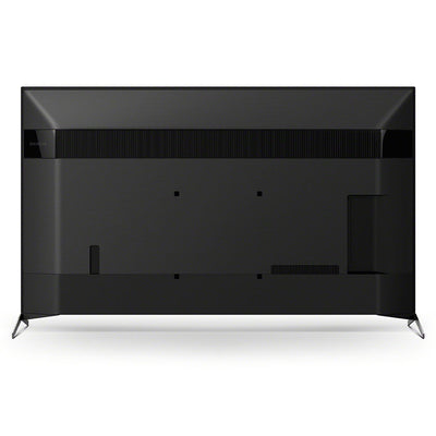 Sony KD49XH9505 back of TV