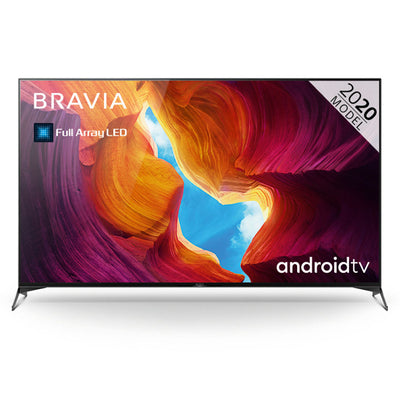 Sony BRAVIA KD-65XH95 55 inch Full Array LED TV 4K HDR Ultra HD Android TV Smart TV with Voice Remote - 2020 model