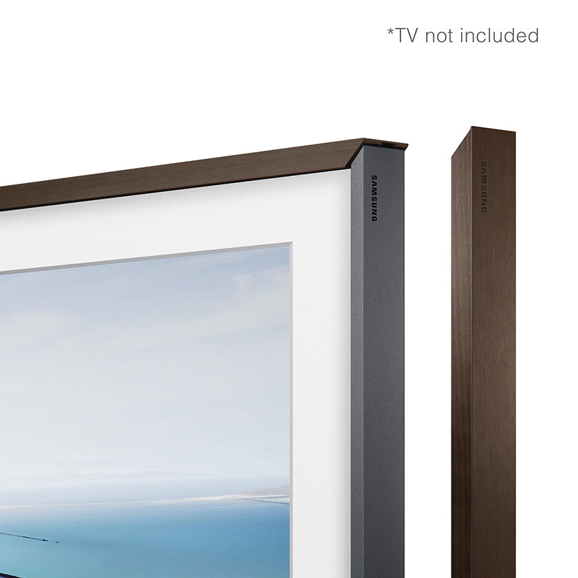 "Samsung Walnut Bezel for 65"" Frame TV (VG-SCFN65DP)"
