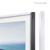 "Samsung White Bezel for 65"" Frame TV (VG-SCFM65WM)"