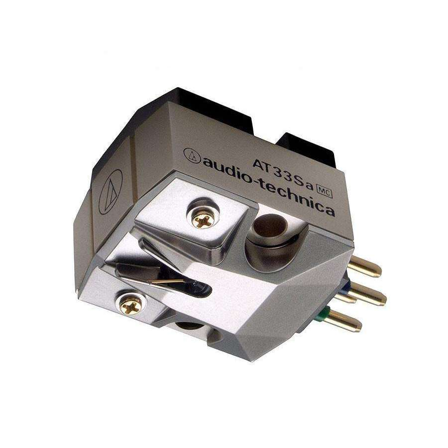 Audio Technica AT-33Sa Moving Coil Cartridge - Default Title - Call SpatialOnline 0345 557 7334