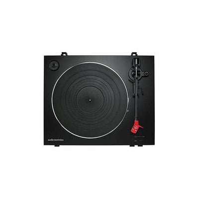 Audio Technica AT-LP3 Fully Automatic Belt-Drive Stereo Turntable - Black - Call SpatialOnline 0345 557 7334