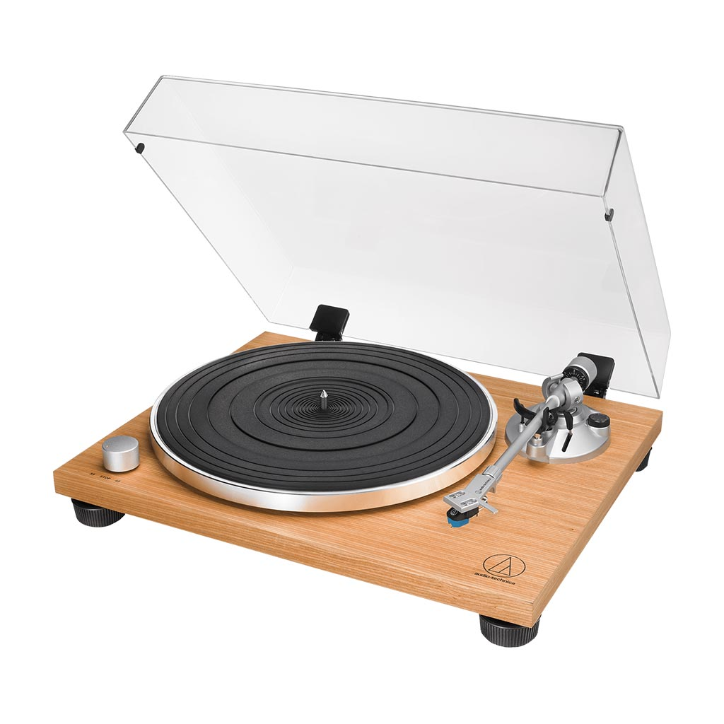 Audio Technica AT-LPW30TK Manual Belt-Drive Turntable