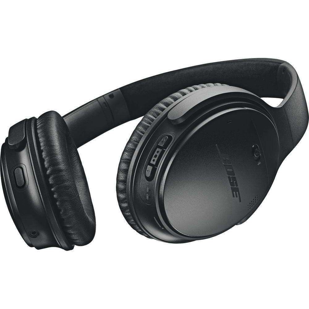 Bose QuietComfort 35 II noise cancelling headphones - Call SpatialOnline 0345 557 7334