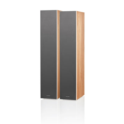 Bowers & Wilkins 603 S2 Anniversary Edition Floorstanding Speakers Oak