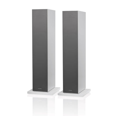 Bowers & Wilkins 603 S2 Anniversary Edition Floorstanding Speakers White
