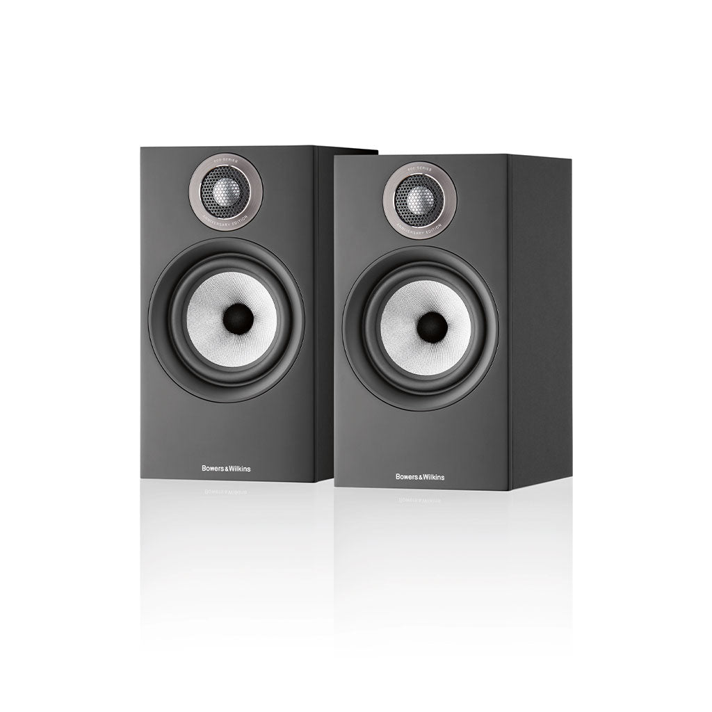 Bowers & Wilkins 607 S2 Anniversary Edition Bookshelf Speakers