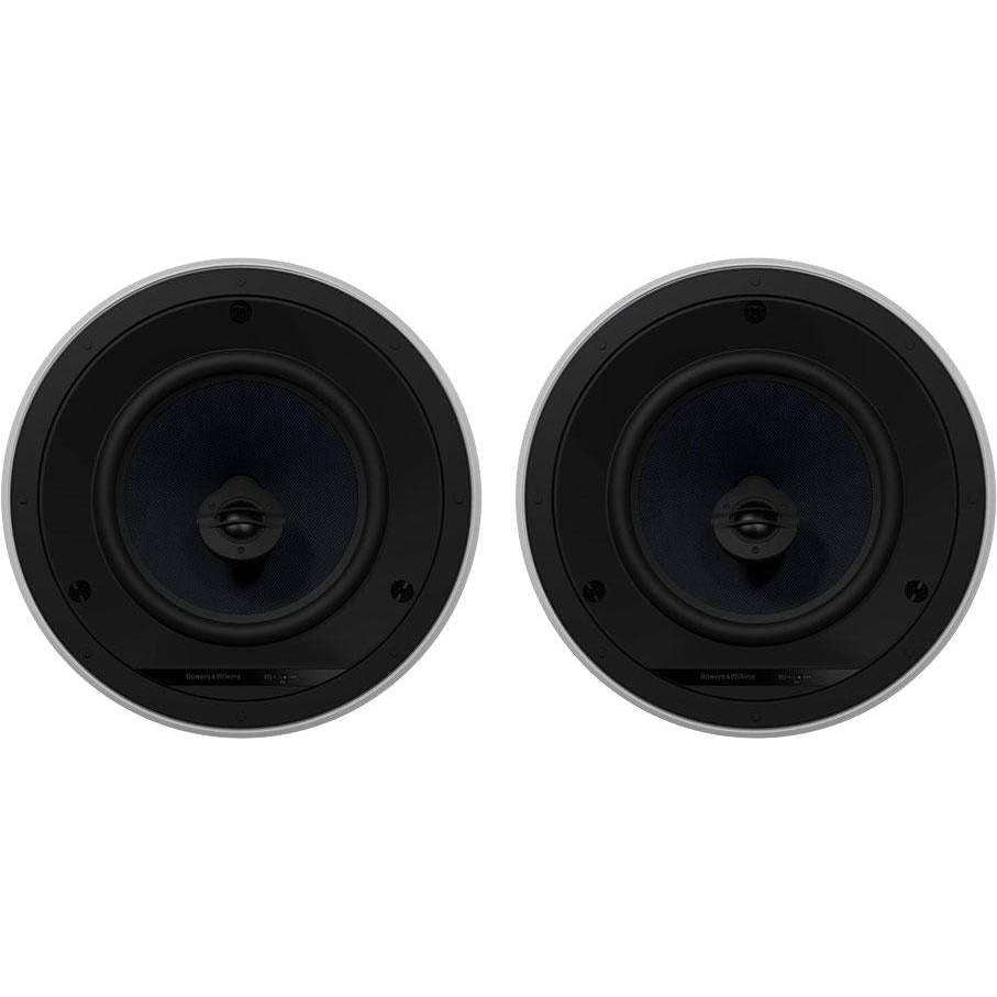 "Bowers & Wilkins CCM683 8"" in ceiling speakers - Call SpatialOnline 0345 557 7334"