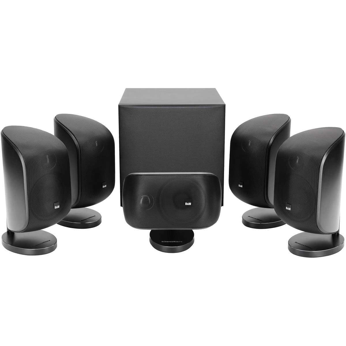 Bowers & Wilkins MT-50 5.1 Speaker Package