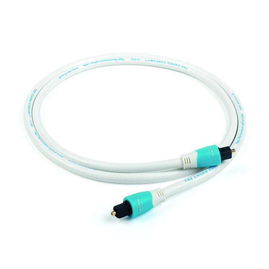 Chord C-Lite Optical Cable - 1.0M - Call SpatialOnline 0345 557 7334