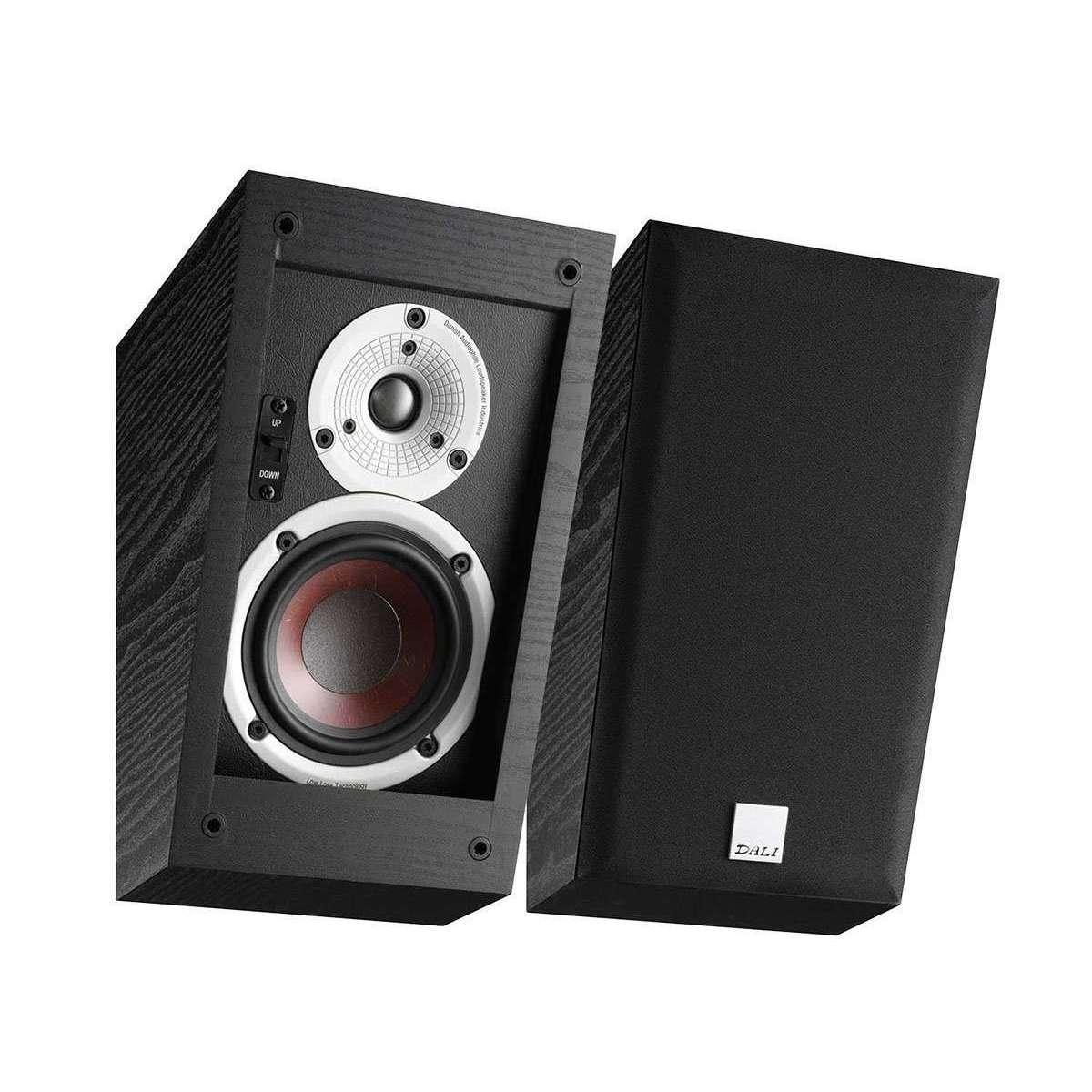 Dali Alteco ATMOS Speakers - Black Ash - Call SpatialOnline 0345 557 7334