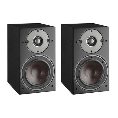 Dali Oberon 1 Bookshelf Speakers - Black - Call SpatialOnline 0345 557 7334