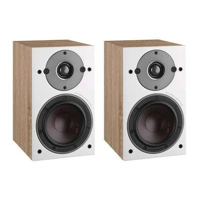 Dali Oberon 1 Bookshelf Speakers - Oak - Call SpatialOnline 0345 557 7334