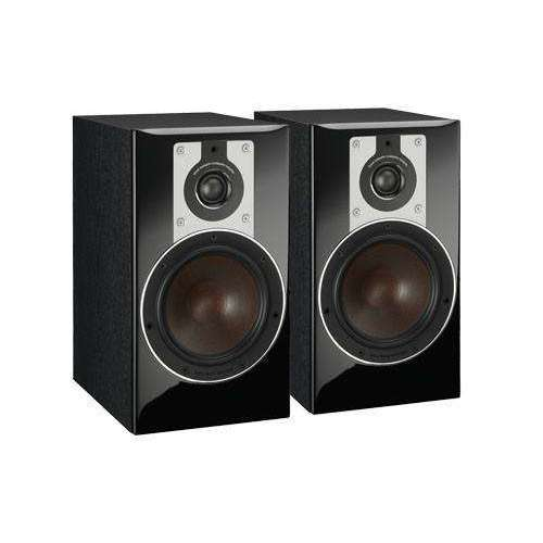 Dali Opticon 2 Bookshelf Speakers - Black Ash - Call SpatialOnline 0345 557 7334