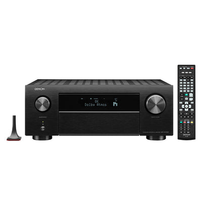 DENON AVC-X4700H 9.2ch 8K AV amplifier black