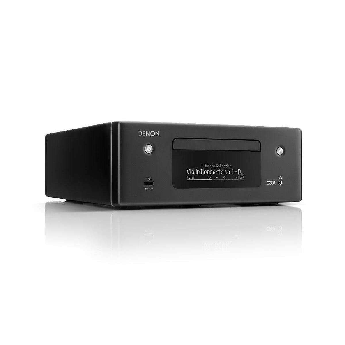 Denon CEOL N10 Hi-Fi Network CD Receiver - Black - Call SpatialOnline 0345 557 7334