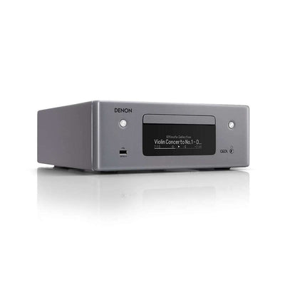 Denon CEOL N10 Hi-Fi Network CD Receiver - Grey - Call SpatialOnline 0345 557 7334