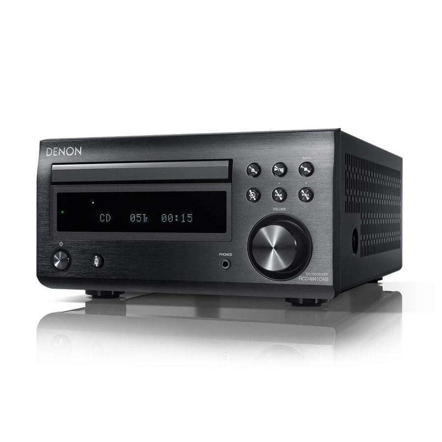 DENON D-M41 DAB Micro System With Bluetooth