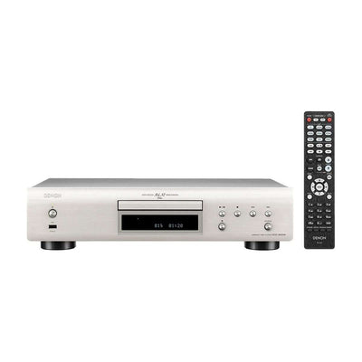 Denon DCD-800NE CD Player - Silver - Call SpatialOnline 0345 557 7334