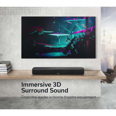 Denon Home Soundbar 550 3D Surround Sound