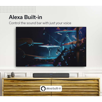 Denon Home Soundbar 550 Alexa built in